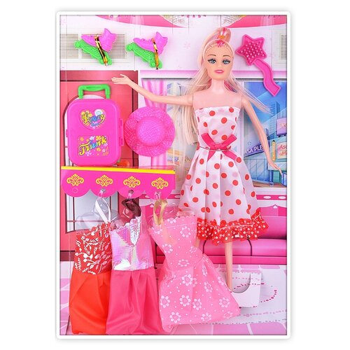 Кукла Oubaoloon Sweet Girl, 29 см, A023D