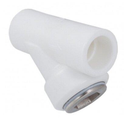 Обратный клапан пружинный VALTEC Vtp.716.0 приварной, полипропилен
