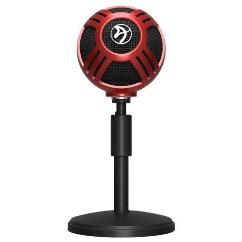 Микрофон Arozzi Sfera, красный