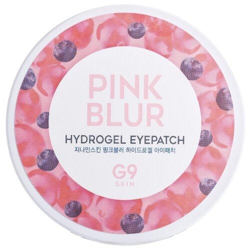 Купить Berrisom Гидрогелевые патчи для кожи вокруг глаз Pink Blur Hydrogel Eyepatch 100 г (120 шт.), G9SKIN