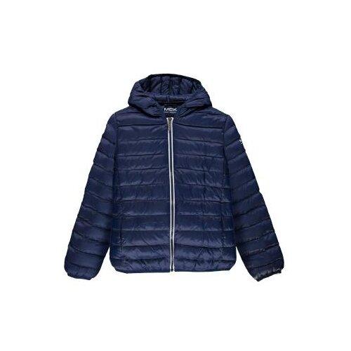 Купить Куртка MEK 191MHAA002 размер 110, 286 синий, Куртки и пуховики