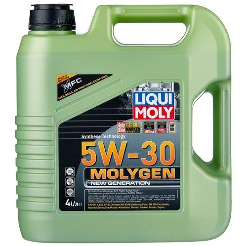 цена на Моторное масло LIQUI MOLY Molygen New Generation 5W-30 4 л