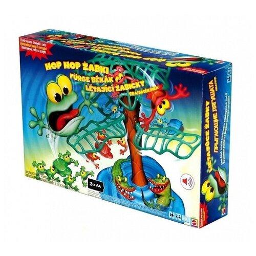 Настольная игра Mattel Летающие лягушки M5754 игра настольная mattel games mattel games mp002xg00ogy