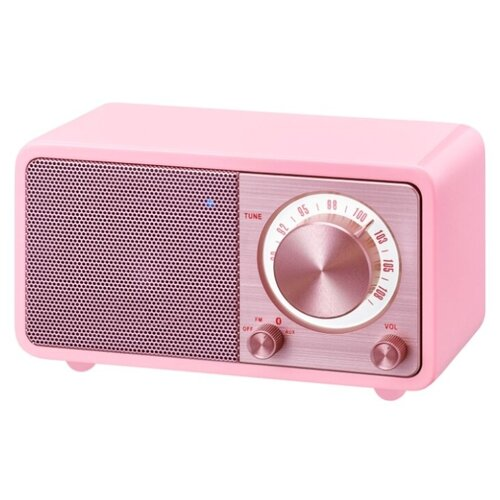 Радиоприемник Sangean WR-7 pink