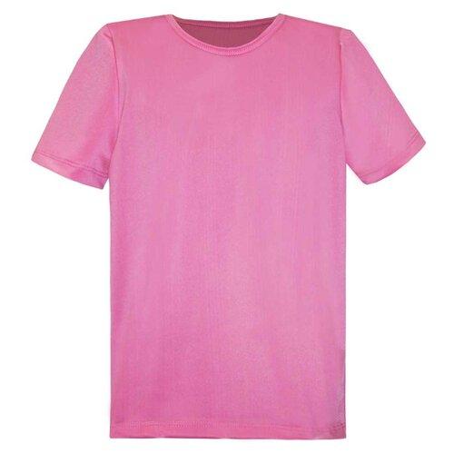 Футболка KotMarKot размер 134, розовый