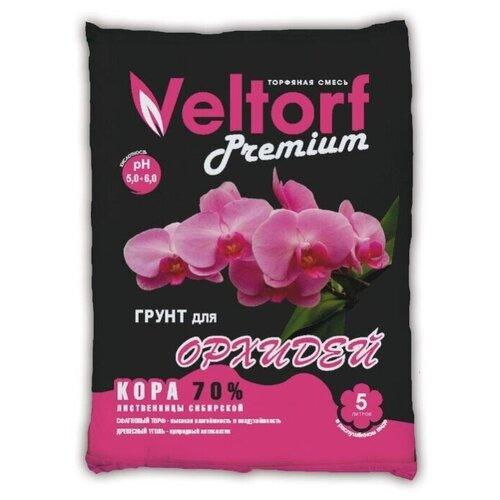 Грунт Veltorf Premium для орхидей 5 л. грунт morris green для орхидей