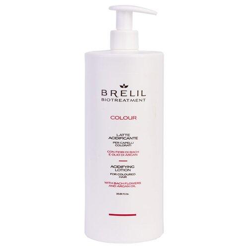 Фото - Brelil Professional BioTraitement Colour Окисляющее молочко, 1000 мл brelil professional маска biotraitement colour для окрашенных волос 220 мл
