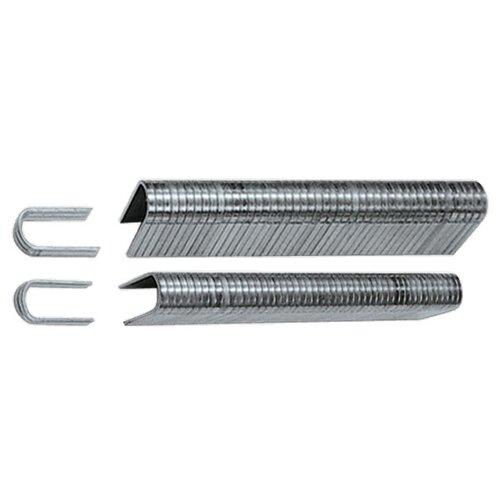Скобы matrix 41414 тип 36 для степлера, 14 мм скобы 14 мм для мебельного степлера закаленные тип 53 1000 шт matrix master