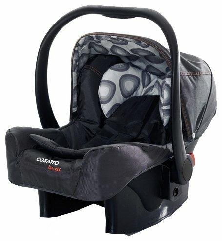 Автокресло группа 0+ (до 13 кг) Cosatto Budi Car Seat