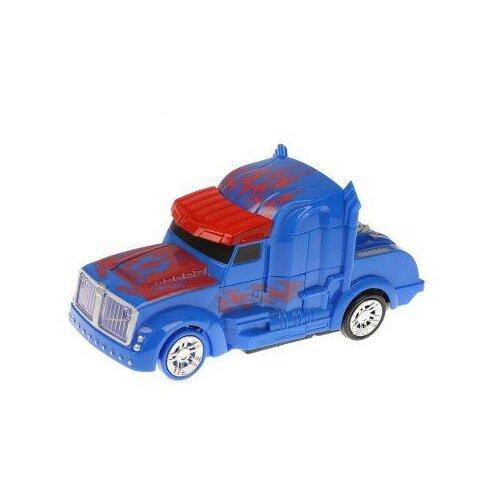 Купить Трансформер Наша игрушка Berserker 8996 синий/красный, Роботы и трансформеры