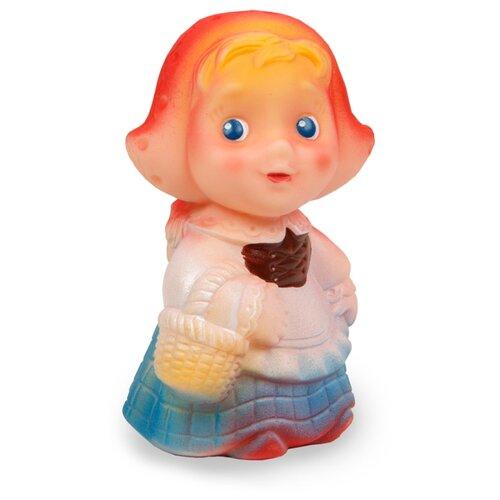Фото - Игрушка для ванной ОГОНЁК Красная шапочка (С-421) белый/красный/синий игрушка для ванной огонёк лось