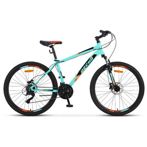 Горный (MTB) велосипед Десна 2610 D 26 (2019) изумрудный/черный 18 (требует финальной сборки) горный mtb велосипед merida big seven 20 d 2020 silk medium blue silver yellow 17 требует финальной сборки