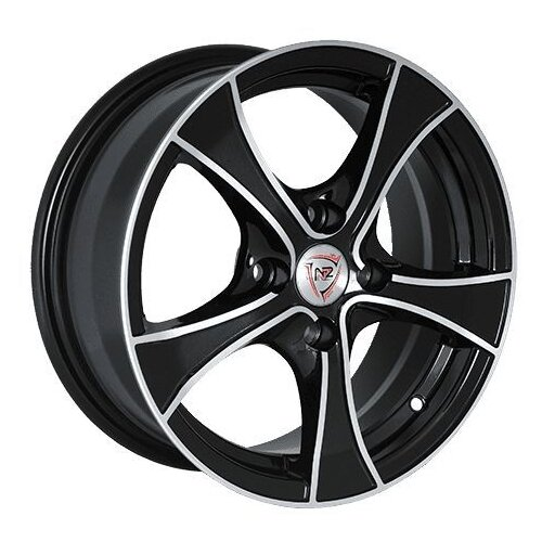 Фото - Колесный диск NZ Wheels SH644 5.5x13/4x98 D58.6 ET35 BKF колесный диск nz wheels sh665 5 5x14 4x98 d58 6 et35 bkf