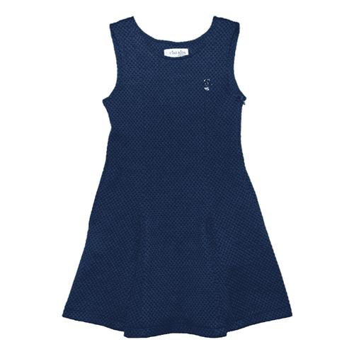 Купить Сарафан Ciao Kids Collection размер 12 лет, синий, Платья и сарафаны