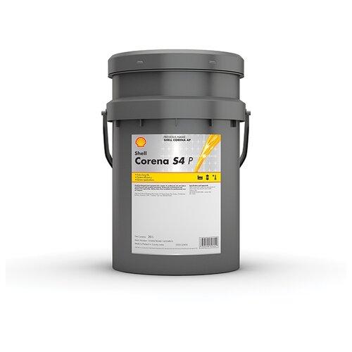 Компрессорное масло SHELL Corena S4 P 100 20 л