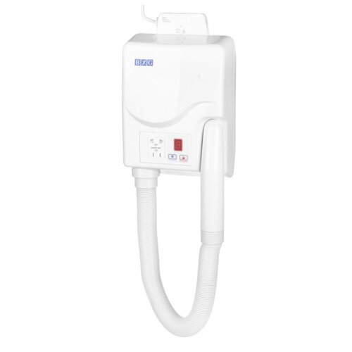 Фен BXG BXG-2000A1 белый недорого