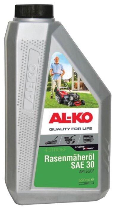 Масло для садовой техники AL-KO 4 Stroke Rasenmäheröl SAE 30 SJ/CF 0.55 л