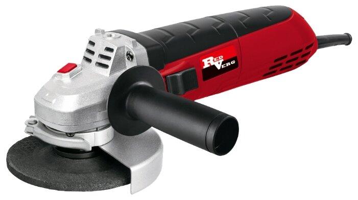 УШМ RedVerg RD-AG91-125E, 910 Вт, 125 мм