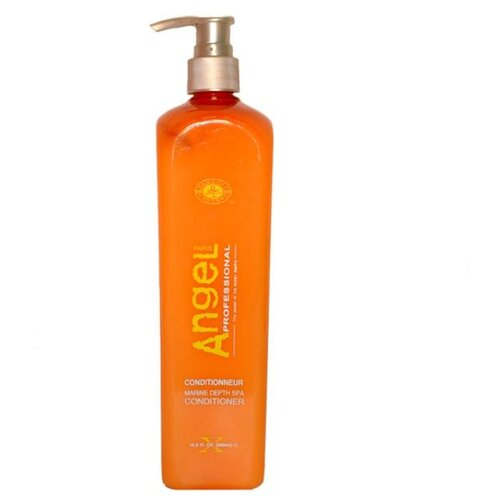 Angel Professional шампунь Marine Depth Spa для окрашенных волос 500 мл с дозатором