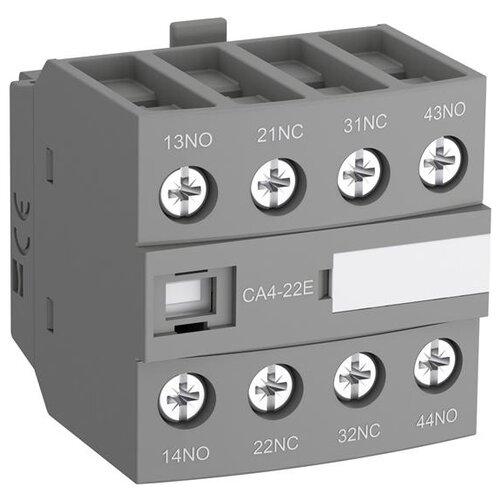 Блок вспомогательных контактов ABB 1SBN010140R1122 рукоятка для силовых выключателей разъединителей abb 1sca108690r1001