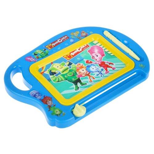 Купить Доска для рисования детская Играем вместе Фиксики (B1727540-R3) синий, Доски и мольберты