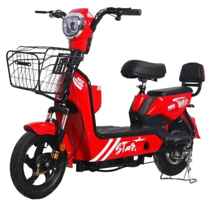 Купить Электросамокат GE-CE, цвет: красный по низкой цене с доставкой из Яндекс.Маркета (бывший Беру)