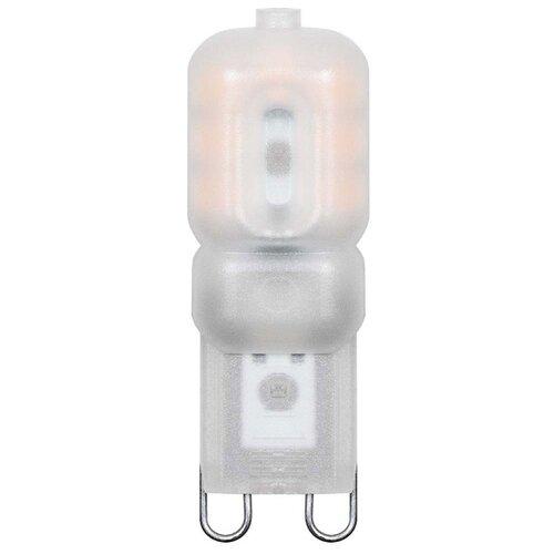 Лампа светодиодная Feron LB-430 25636, G9, JCD9, 5Вт лампа светодиодная feron lb 59 25575 e14 c35t 5вт