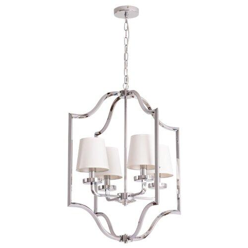 Люстра Arte Lamp Arabeschi A3260SP-4CC, E14, 240 Вт люстра arte lamp montmartre a3239lm 6wh e14 240 вт