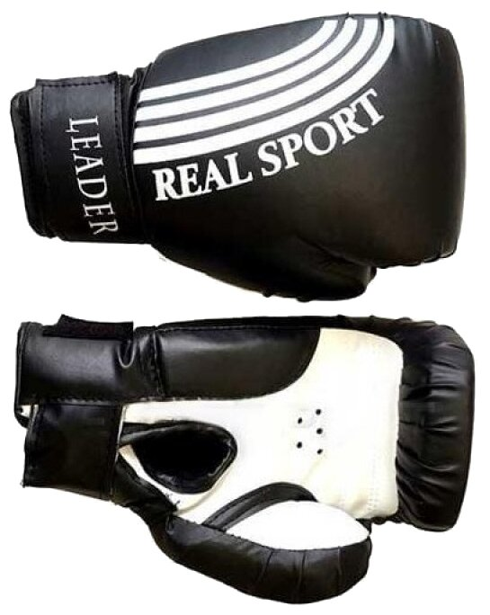 Боксерские перчатки Realsport Leader