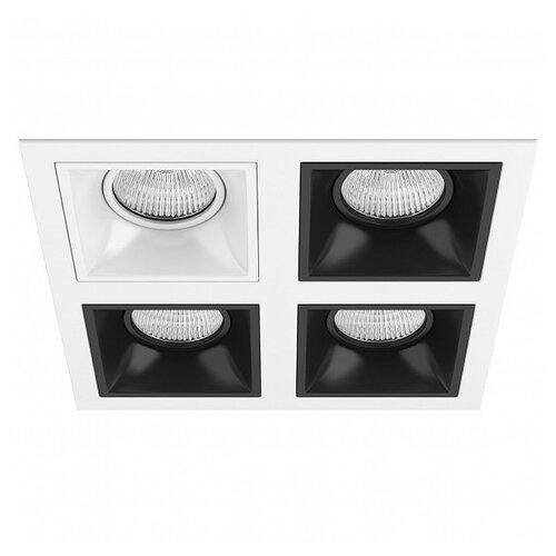 Встраиваемый светильник Lightstar Domino D54606070707 lightstar 782626