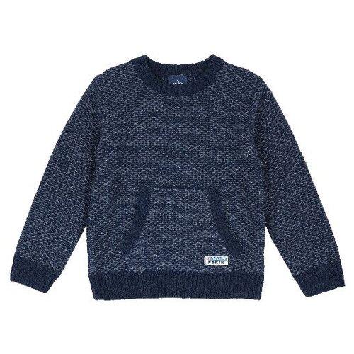 Джемпер Chicco размер 92, синий джемпер chicco размер 92 серый