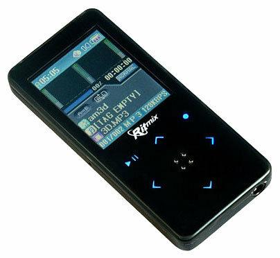 Плеер Ritmix RF-7000 1Gb