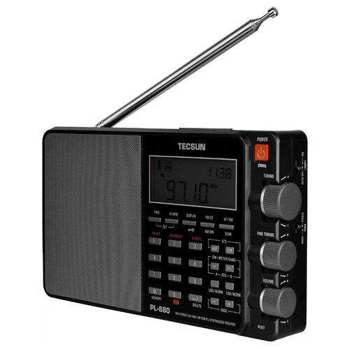 Радиоприемник Tecsun PL-880 black