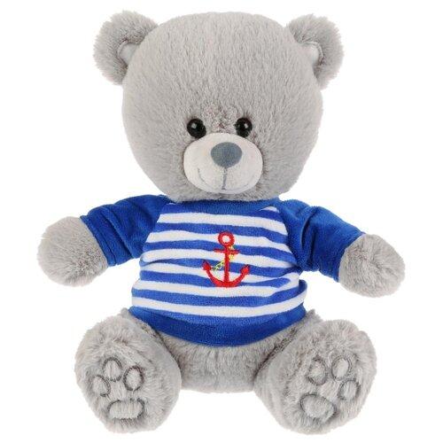 Купить Мягкая игрушка Мульти-Пульти Медведь в тельняшке озвученный 22 см, Мягкие игрушки