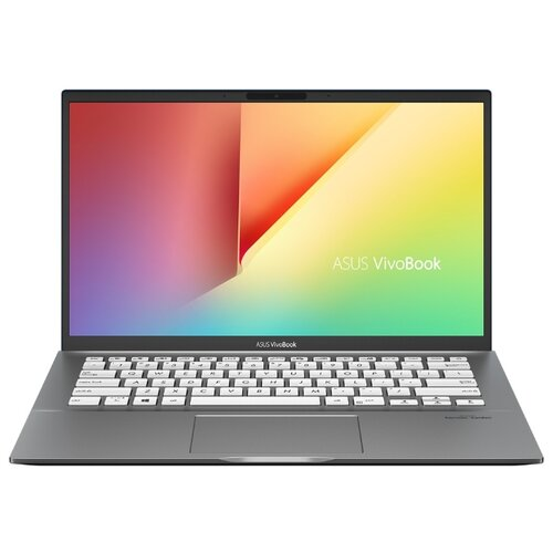 Купить Ноутбук ASUS VivoBook S14 S431FA-AM248T (Intel Core i5 10210U 1600MHz/14 /1920x1080/8GB/256GB SSD/DVD нет/Intel UHD Graphics/Wi-Fi/Bluetooth/Windows 10 Home) 90NB0LR3-M04230 Silver & Gun Grey