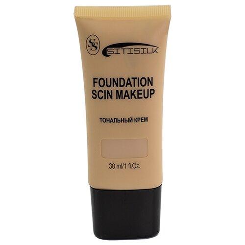 Фото - Sitisilk Тональный крем Foundation Scin Makeup, 30 мл, оттенок: 01 Светлый divage тональный крем foundation luminous 25 мл оттенок 01