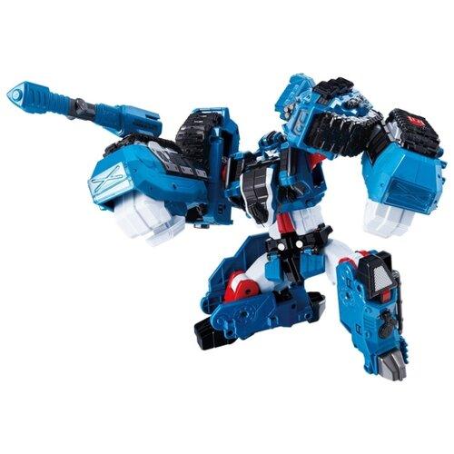 Купить Трансформер YOUNG TOYS Tobot Galaxy detectives Tankman 301092 голубой, Роботы и трансформеры