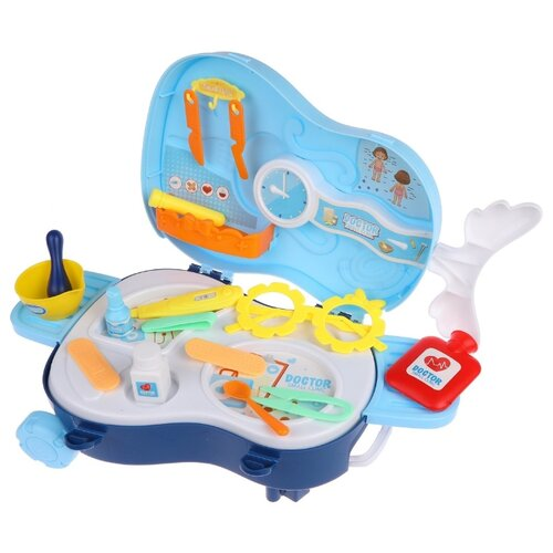Набор доктора Наша игрушка 8367 игрушка chuc юла