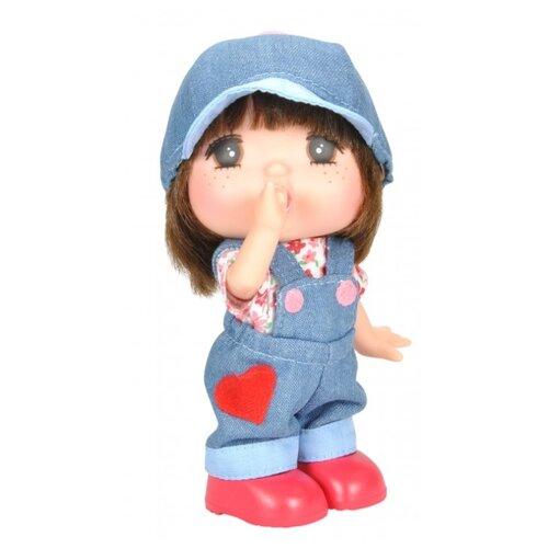 Фото - Кукла Lotus Onda Мадемуазель Mini Geg, 15 см, 06025 кукла lotus onda кристина 40 см