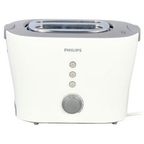 Фото - Тостер Philips HD 2630, белый/серый тостер philips hd 2581 90