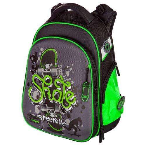 Hummingbird Рюкзак Skate StreetStyle (T73), зеленый/черный hummingbird рюкзак miss b t20 серый