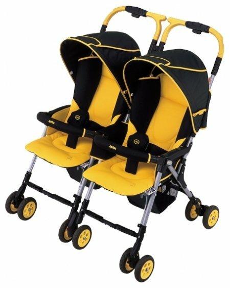 Прогулочная коляска Aprica Nelco Bed Twins Thermo