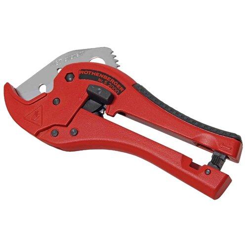 Ножничный труборез Rothenberger ROCUT 42 ТС (52000) 42 красный инжектор rothenberger 1000000190
