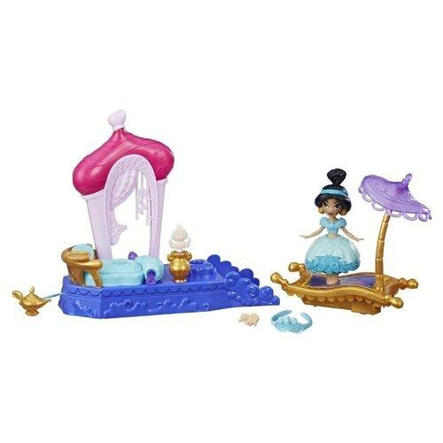 Игровой набор Hasbro Disney Princess Жасмин E0248 hasbro игровой набор trolls город троллей диджей баг