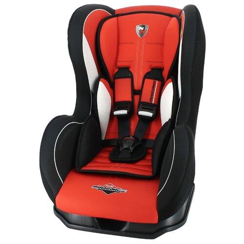 цена на Автокресло группа 0/1/2 (до 25 кг) Nania Cosmo SP Racing, red