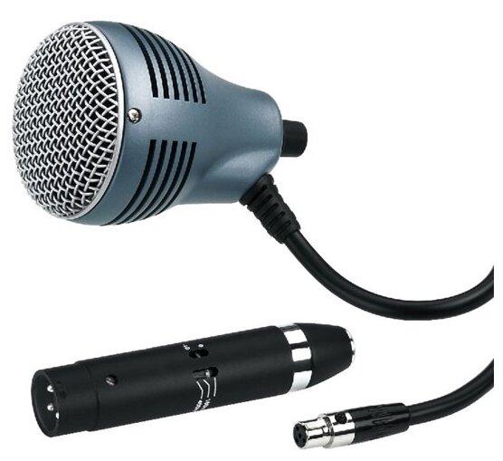 Микрофон JTS CX-520 серый фото 1