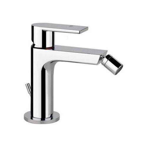 Смеситель для биде Gessi Via Manzoni 38607-031 однорычажный хром смеситель для ванны gessi transparenze 34213 031