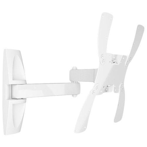 Фото - Кронштейн на стену Holder LCDS-5046 белый кронштейн на стену holder lcds 5020 белый