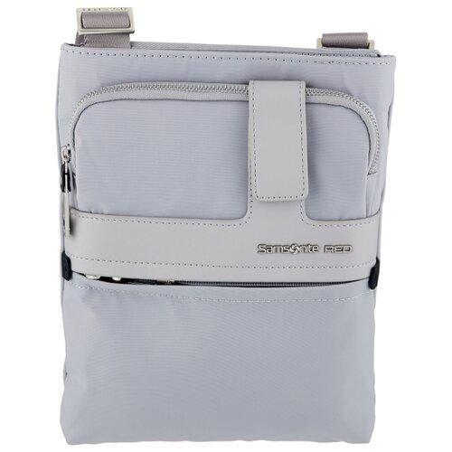 Сумка планшет Samsonite Red 82N-08001/09001, текстиль, серый планшет