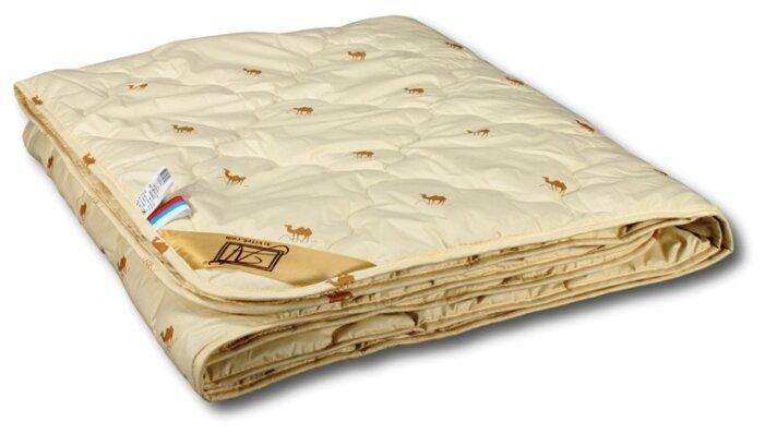 Одеяло легкое 210х240 Альвитек сахара